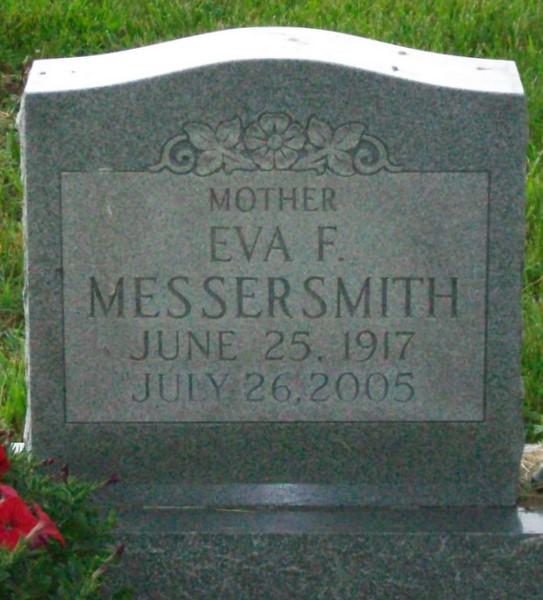 Eva Fay <i>Brown</i> Messersmith
