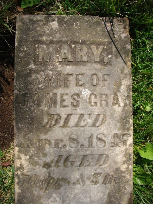 Mary Gray