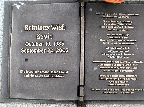 Brittiney Wish Bevin