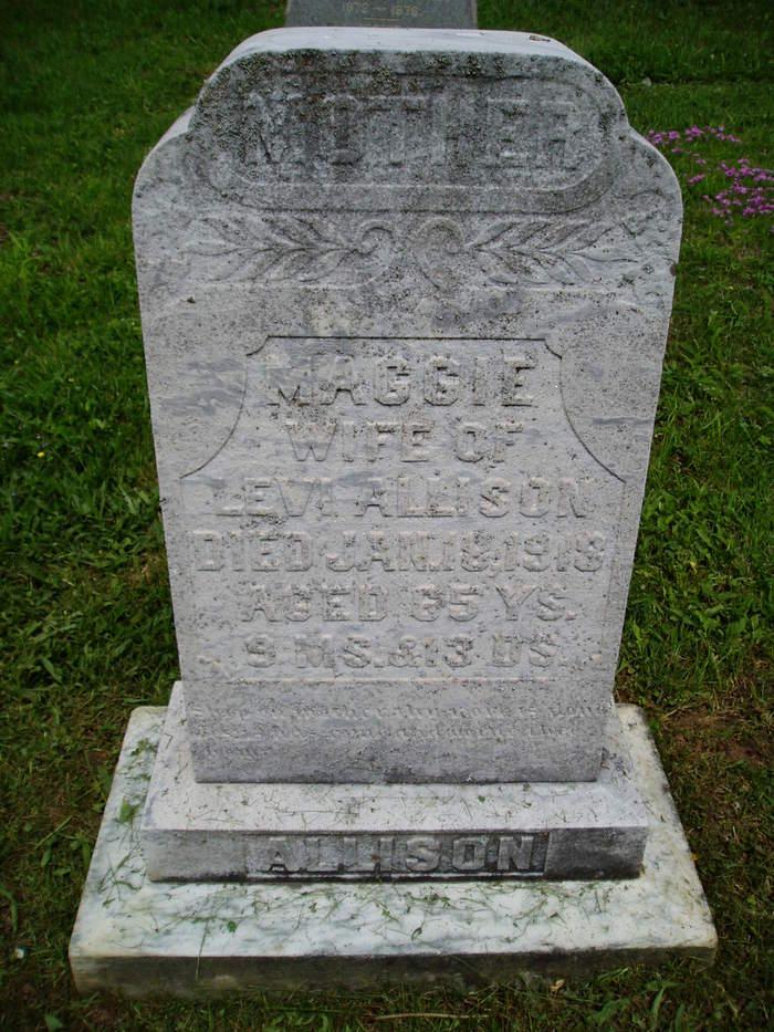 Margaret Maggie <i>Eamigh</i> Allison