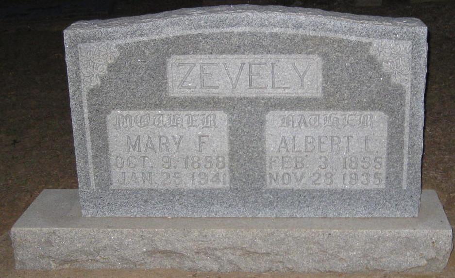 Albert L Zevely