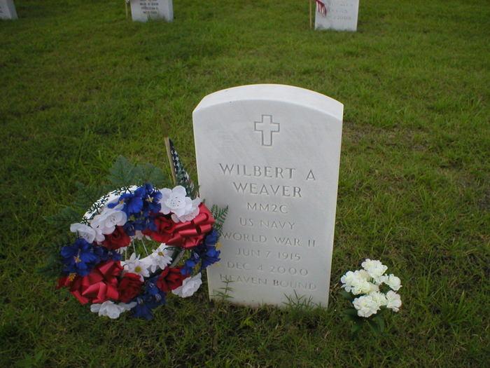 Wilbert Allen Weaver