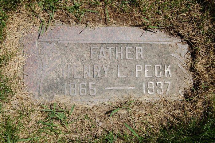 Henry Lovejoy Peck