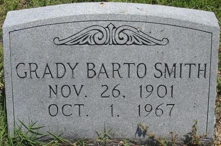 Grady Barto Smith