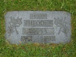 Theodore Anthony Benna
