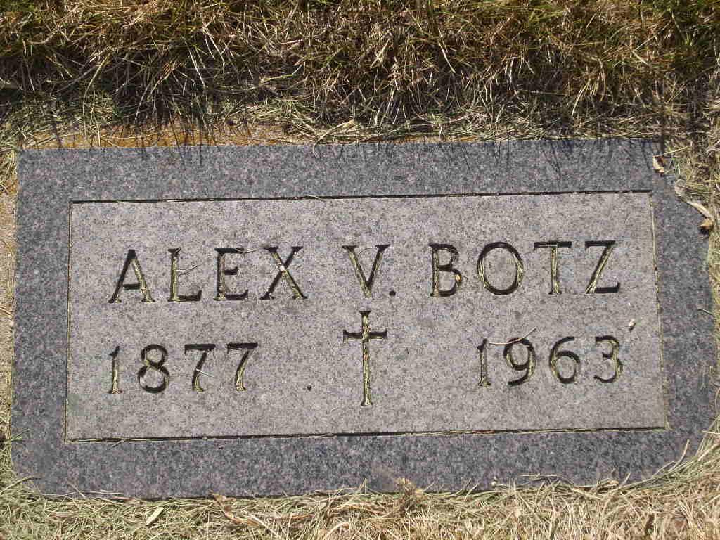 Alex V Botz