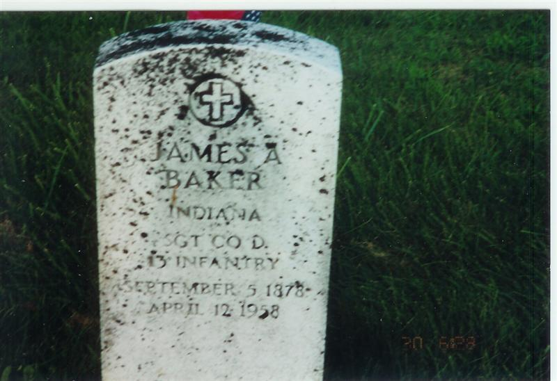 James Absalom Jim Baker