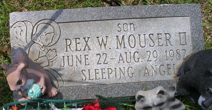 Rex William Mouser, II