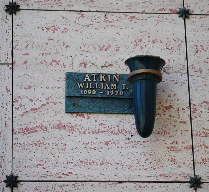 William T. Atkin