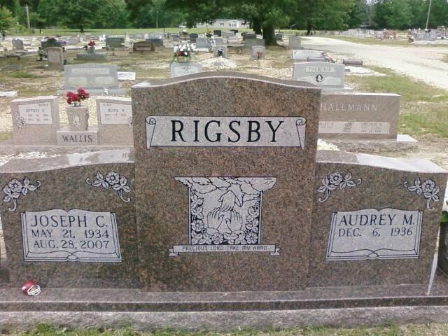 Joseph C. Joe Rigsby