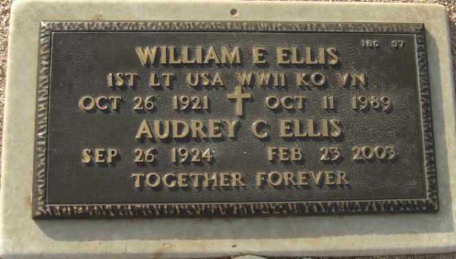 Audrey Beatrice <i>Cosby</i> Ellis