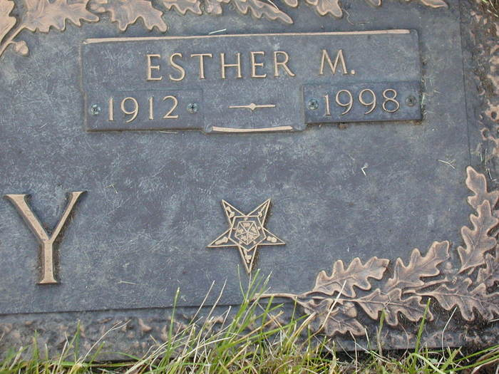 Esther M. <i>Shannon</i> Arney
