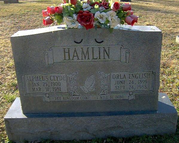 Alpheus Clyde Hamlin
