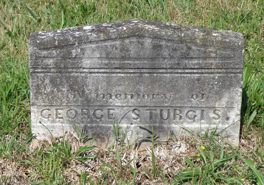 George Sturgis