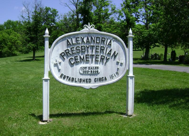 Alexandria Presbyterian Cemetery