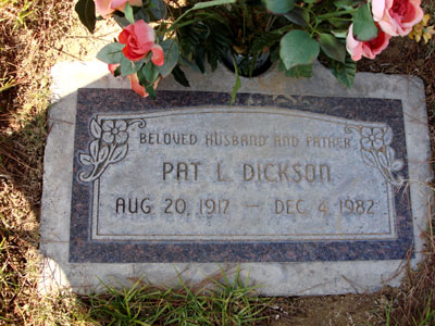 Pat Luby Dickson