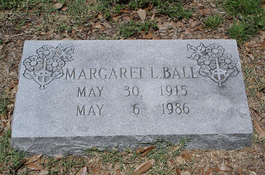 Margaret Louise Misty <i>Shumate</i> Ball
