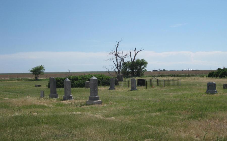 Ough Cemetery