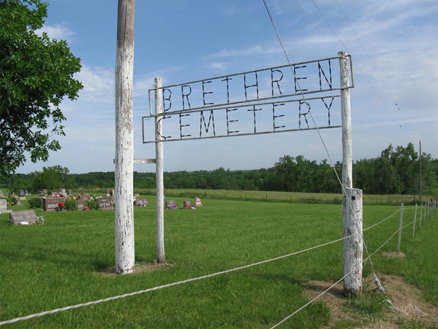 Brethren Cemetery