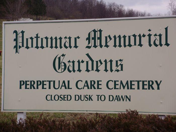 Potomac Memorial Gardens