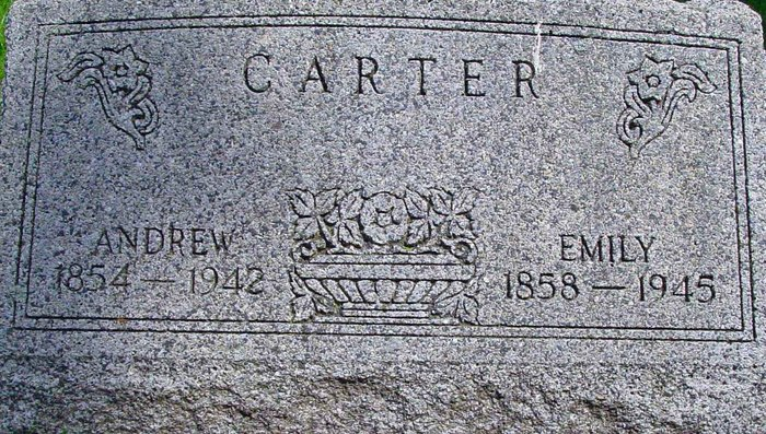 Andrew Jackson Carter