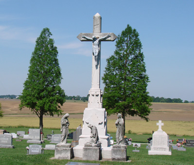 Saint James Catholic Cemetery