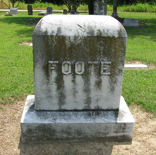 Shelby Dade Foote, Sr