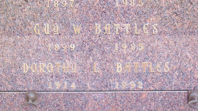 Dorothy Lucille <i>Barncord</i> Battles