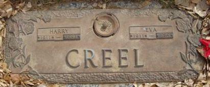 Harry S. Creel