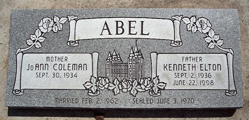 Kenneth Elton Abel