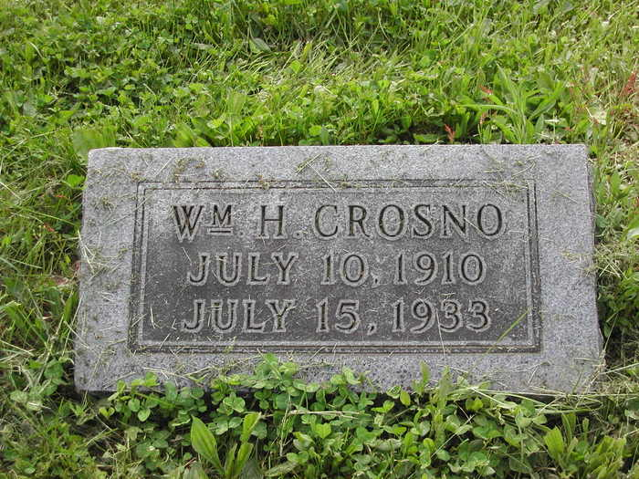 William Hardin Crosno