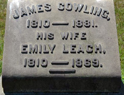 James Cowling