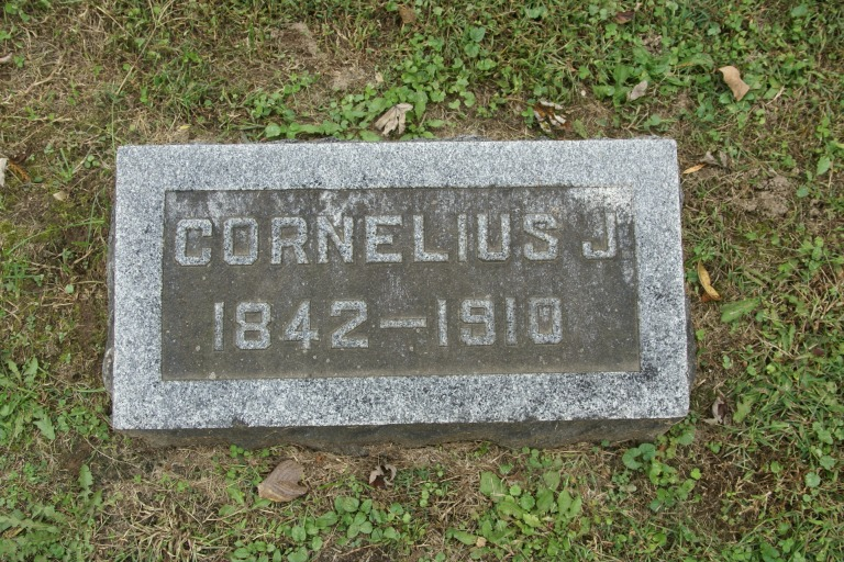 Corp Cornelius J. Cullins