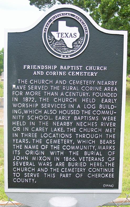 Corine Cemetery