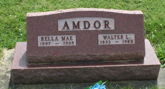 Walter Lewis Amdor