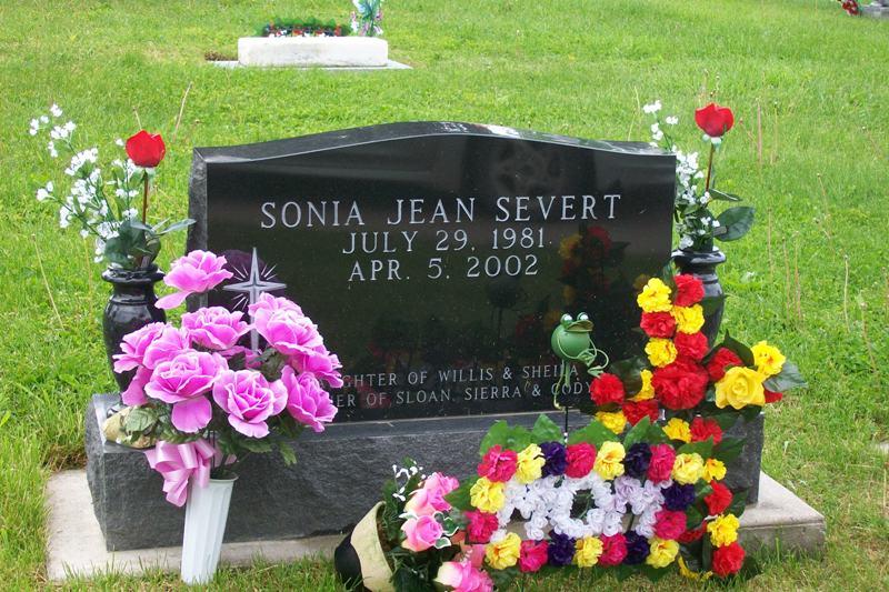 Sonia Jean <i>Severt</i> Ott