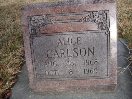 Alice Carlson