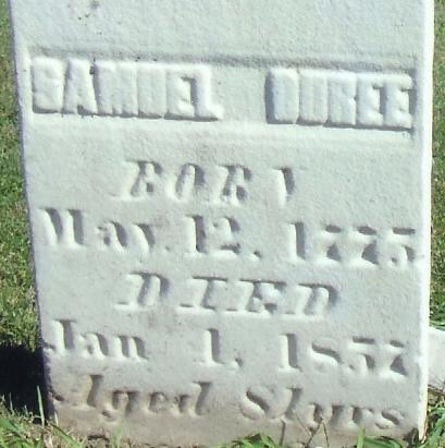 Samuel Duree