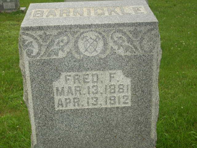Fred F. Barnickle
