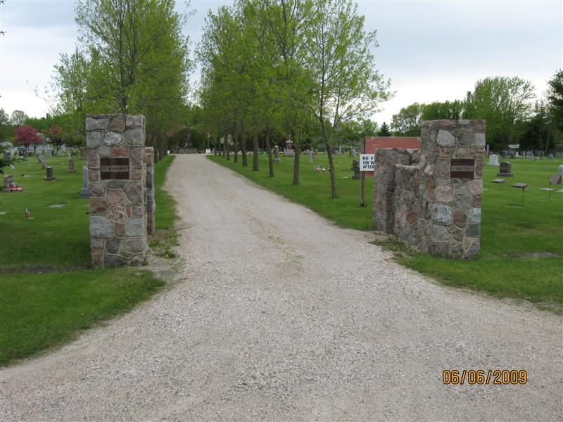 Saint Bernard Cemetery in Thief River Falls, Minnesota - Find A ...