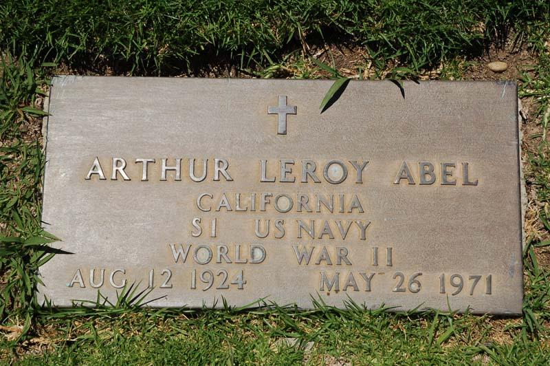 Arthur Leroy Abel