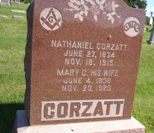 Mary Catherine <i>Shetterly</i> Corzatt