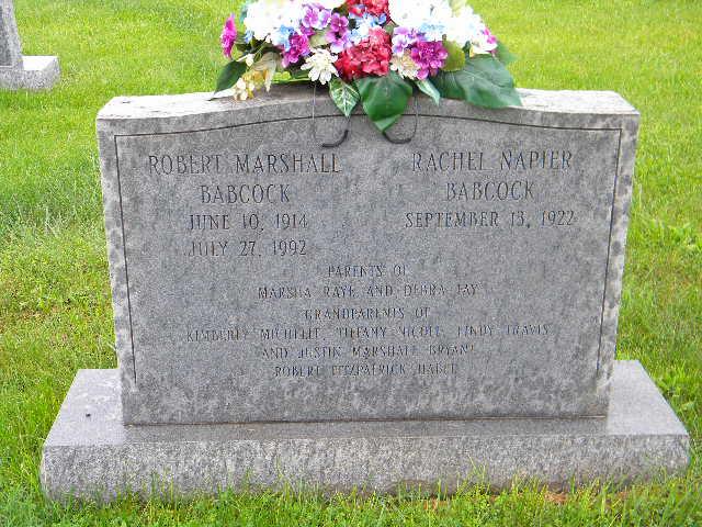 Robert Marshall Babcock