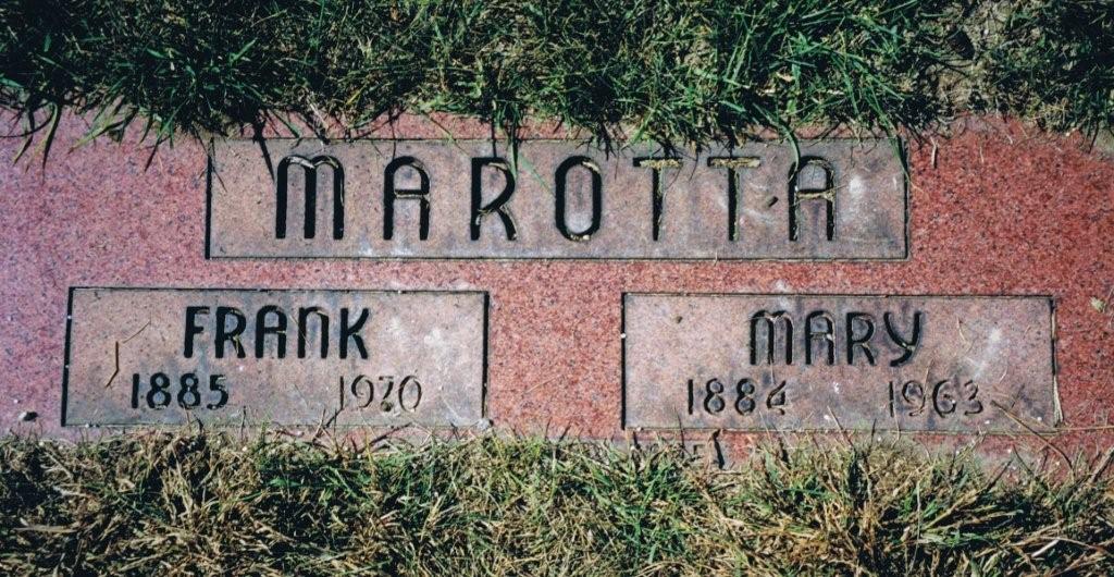 Francesco Frank Marotta