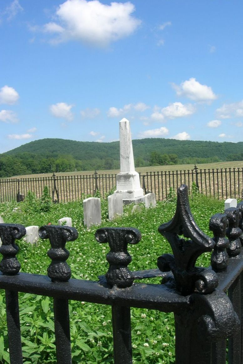 Scott Family Graveyard