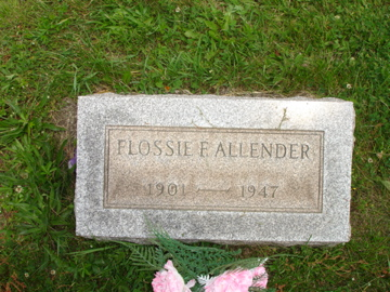Flossie F. Allender