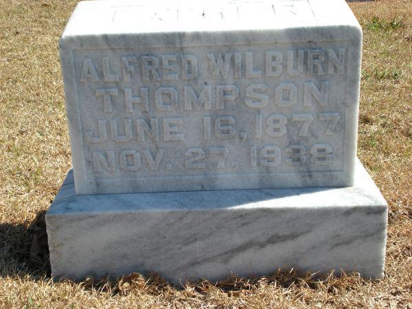 Alfred Wilburn Thompson