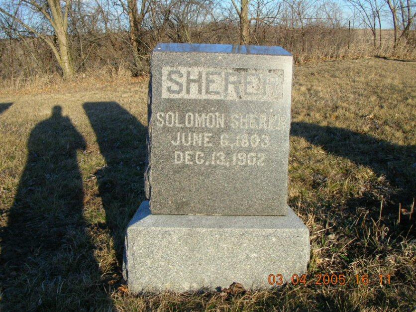 Solomon Sherer