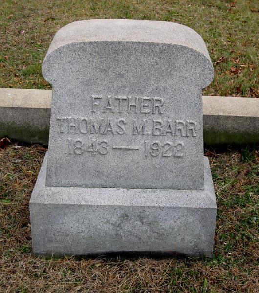 Thomas Marshal Barr
