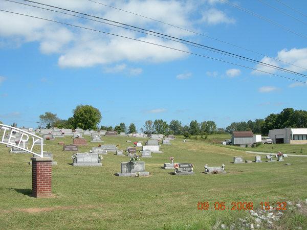 Brocks Cemetery